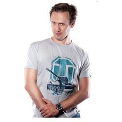 Koszulka GOOD LOOT World of Tanks Logo T-shirt - rozmiar XL