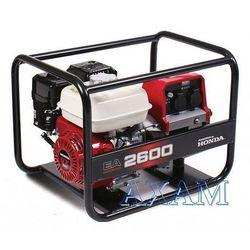 Agregat prądotwórczy Honda EA2600, Model - EA2600