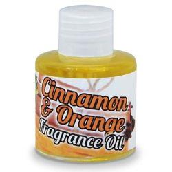 Olejek zapachowy CYNAMON z POMARAŃCZĄ