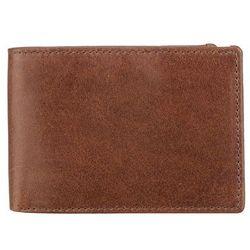 Skórzany portfel Saddler