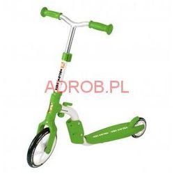 Hulajnoga rowerek biegowy 2 in 1 Motion ZIELONA #G1