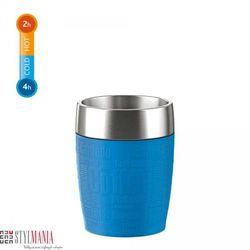 Kubek termiczny Emsa Travel Cup niebieski 0,2 L EM-514515