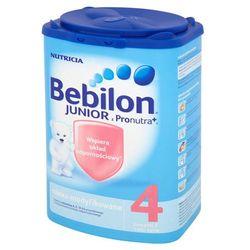 Bebilon Junior 4 z Pronutra+, mleko modyfikowane, proszek, 800 g