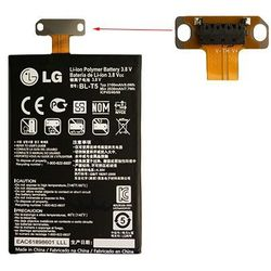 LG Google E960 Nexus 4 / BL-T5 2100mAh 8.0Wh Li-Polymer 3.8V (oryginalny)