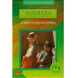 Quiz geograficzny Ameryka Południowa z Martyną Wojciechowską