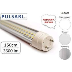 Świetlówka liniowa 150 cm PULSARI LED T8 G13 30W PREMIUM MAX
