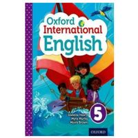 Oxford International Primary English Student Book 5