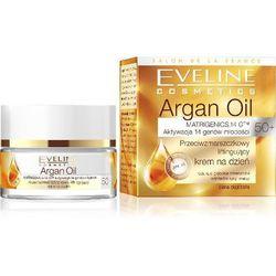 Eveline Argan Oil 50+ Krem liftingujący na dzień 50ml