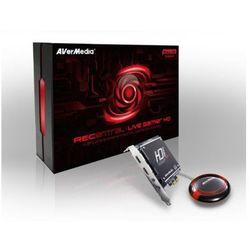 AVer (AVerMedia) Rejestrator Obrazu (Video Grabber) Live Gamer HD PCI-E - DARMOWA DOSTAWA!!!