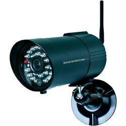 Bezprzewodowa kamera nadzorująca Smartwares CS85C, 2.4 GHz, Zasięg maksymalny: 150 m
