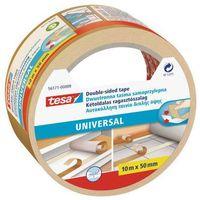 Taśma dwustronna Tesa Universal 50mmx10m biała 56171