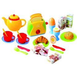 Smiki, Zestaw śniadaniowy, 27 elementów Darmowa dostawa do sklepów SMYK