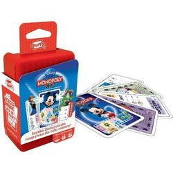 Karty CARTAMUNDI Shuffle Monopoly Deal Disney