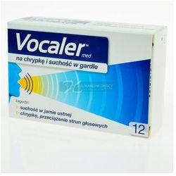 Vocaler Med 12 pastyl.