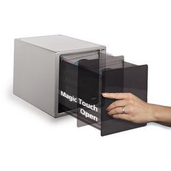 Stojak Magic Touch - 80 CD srebrny