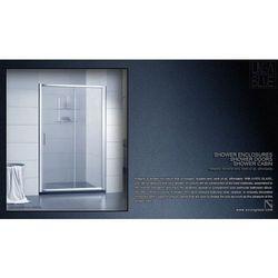 DRZWI PRYSZNICOWE AXISS GLASS AN6121D 1400mm