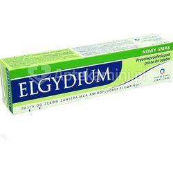 ELGYDIUM Pasta do zębów przeciwpróchnicowa 75ml