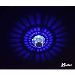 Oprawa sufitowa LED Prima blue