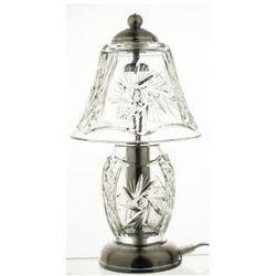 Lampa stojąca nocna stołowa kryształowa - 2326