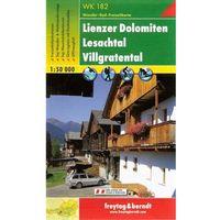 Lienz Dolomity mapa 1:50 000 Freytag & Berndt (opr. miękka)
