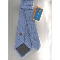 krawat jedwabny FC Barcelona BL
