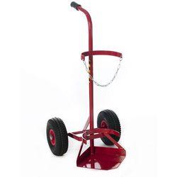 Wózek spawalniczy 1 butla 250 kółka pełne promocja!