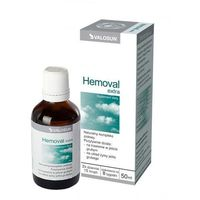 HEMOVAL EXTRA krople 50 ml
