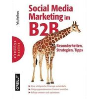 Social Media Marketing im B2B Beilharz, Felix