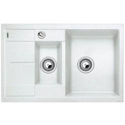 Zlew Blanco Metra 6S Compact Biały 513468