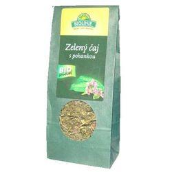 Herbata zielona z gryką BIO 50g Biolinie