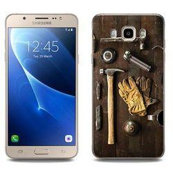 Foto Case - Samsung Galaxy J7 (2016) - etui na telefon Foto Case - narzędzia