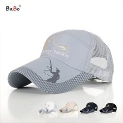 Z20 Fishing Hats For Men Sun Protection Carp Pesca Tackle Sunscreen Mesh Cap Bucket Hat YM003
