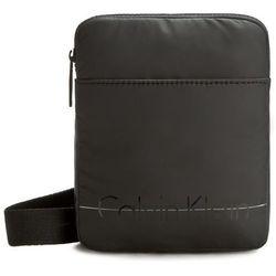 Saszetka CALVIN KLEIN BLACK LABEL - Logan 2.0 Mini Flat Crossover K50K502054 001