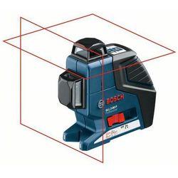BOSCH Laser liniowy GLL 2-80 P w pokrowcu 0.601.063.204 Darmowy transport od 99 zł | Ponad 200 sklepów stacjonarnych | Okazje dnia!