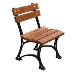 Żeliwne krzesła ogrodowe Restor