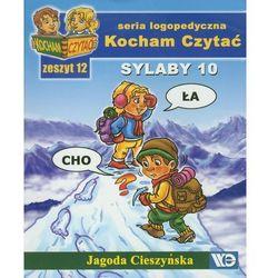 Kocham Czytać Zeszyt 12 Sylaby 10 (opr. miękka)