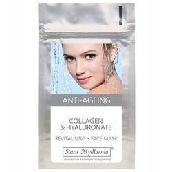 Collagen & Hyaluronate - maska z kwasem hialuronowym i kolagenem morskim 25 g