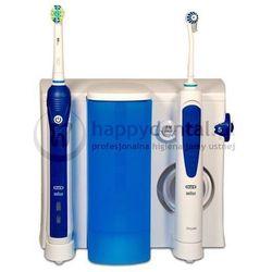 BRAUN Oral-B ProfessionalCare OxyJet Center OC20 +3000 - zestaw rodzinny irygator + szczoteczka (7-końcówek)