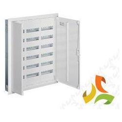 Rozdzielnica, rozdzielnia elektryczna 216 mod.IP30 II kl.podtynkowa kompletna,FW63US1 HAGER