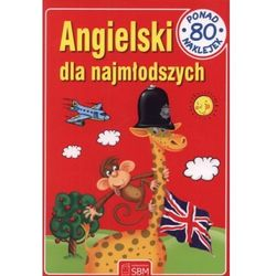 Angielski dla najmłodszych (opr. broszurowa)
