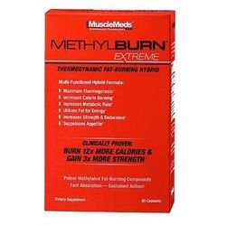 MuscleMeds Methyl Burn 60caps