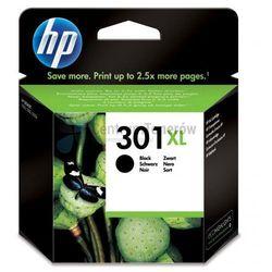 HP oryginalny ink CH563EE, No.301XL, black, 480s, HP HP Deskjet 1000, 1050, 2050, 3000, 3050