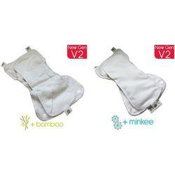 - CLOSE - Wkład do pieluszek Close V2 kolor biały