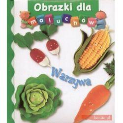 Warzywa. Obrazki dla maluchów (opr. kartonowa)