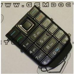 Klawiatura Nokia 6151 czarna