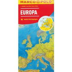Marco Polo Mapa Samochodowa Europa 1:2 500 000 Zoom