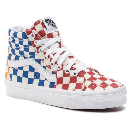 Sneakersy VANS Sk8 Hi VN0A38GEVLV1 (Checkerboard) Multi