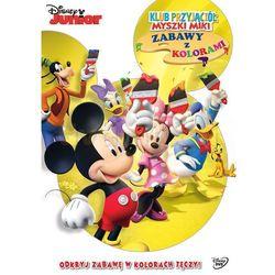 Klub Przyjaciół Myszki Miki: Zabawy z kolorami (DVD)