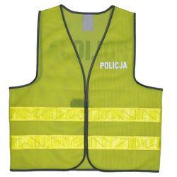 Kamizelka odblaskowa Policji - letnia