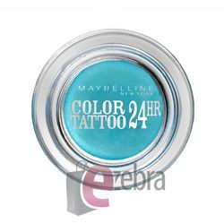 MAYBELLINE COLOR TATTOO 24H CIEŃ DO POWIEK TURKUS - 20 TURQUISE FOREVER